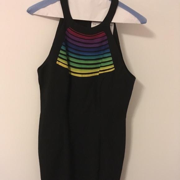 Valentino Dresses & Skirts - Valentino black halter dress size 4
